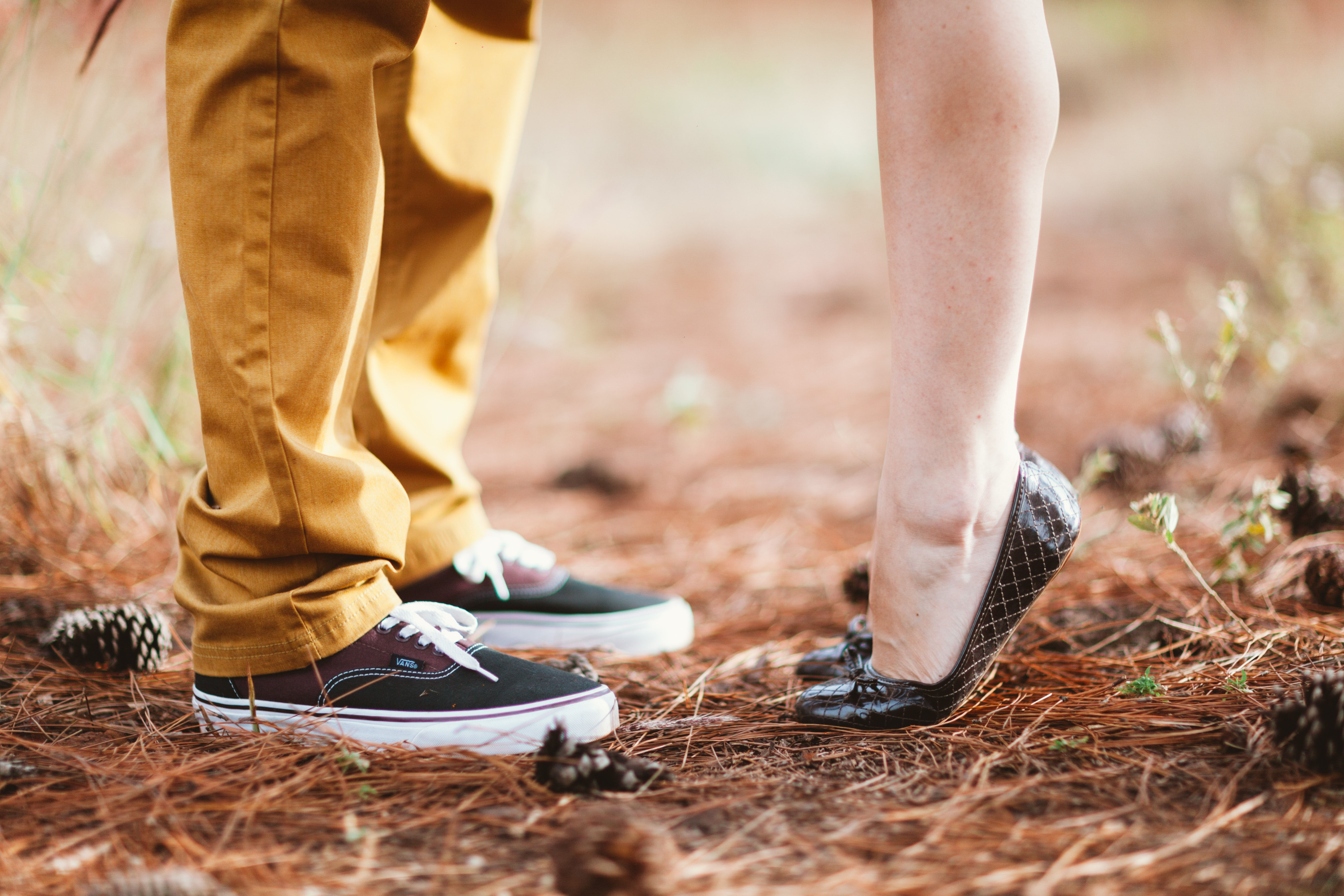 feet, young, happy, marriage,