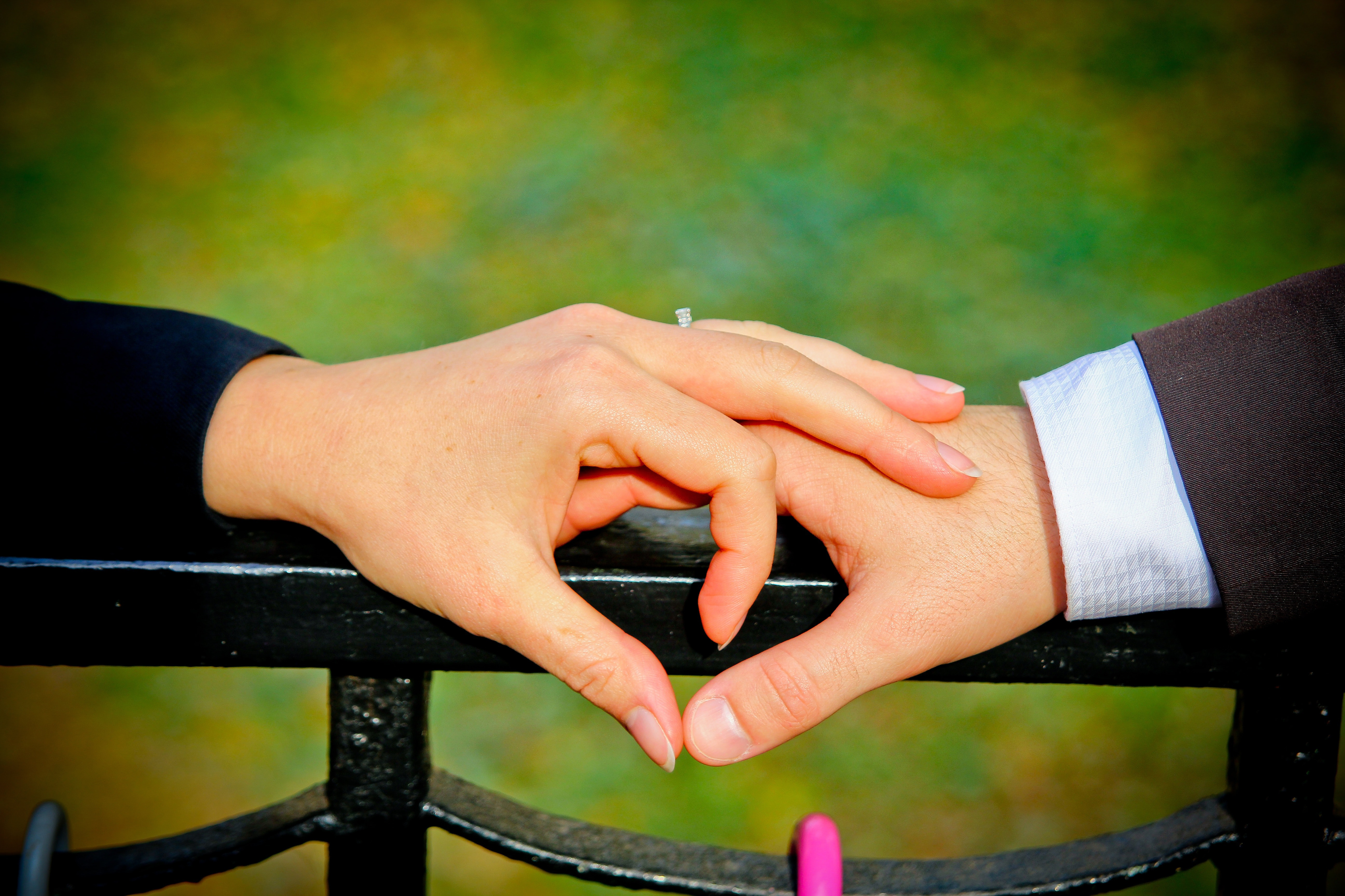 hands,love,heart,just married