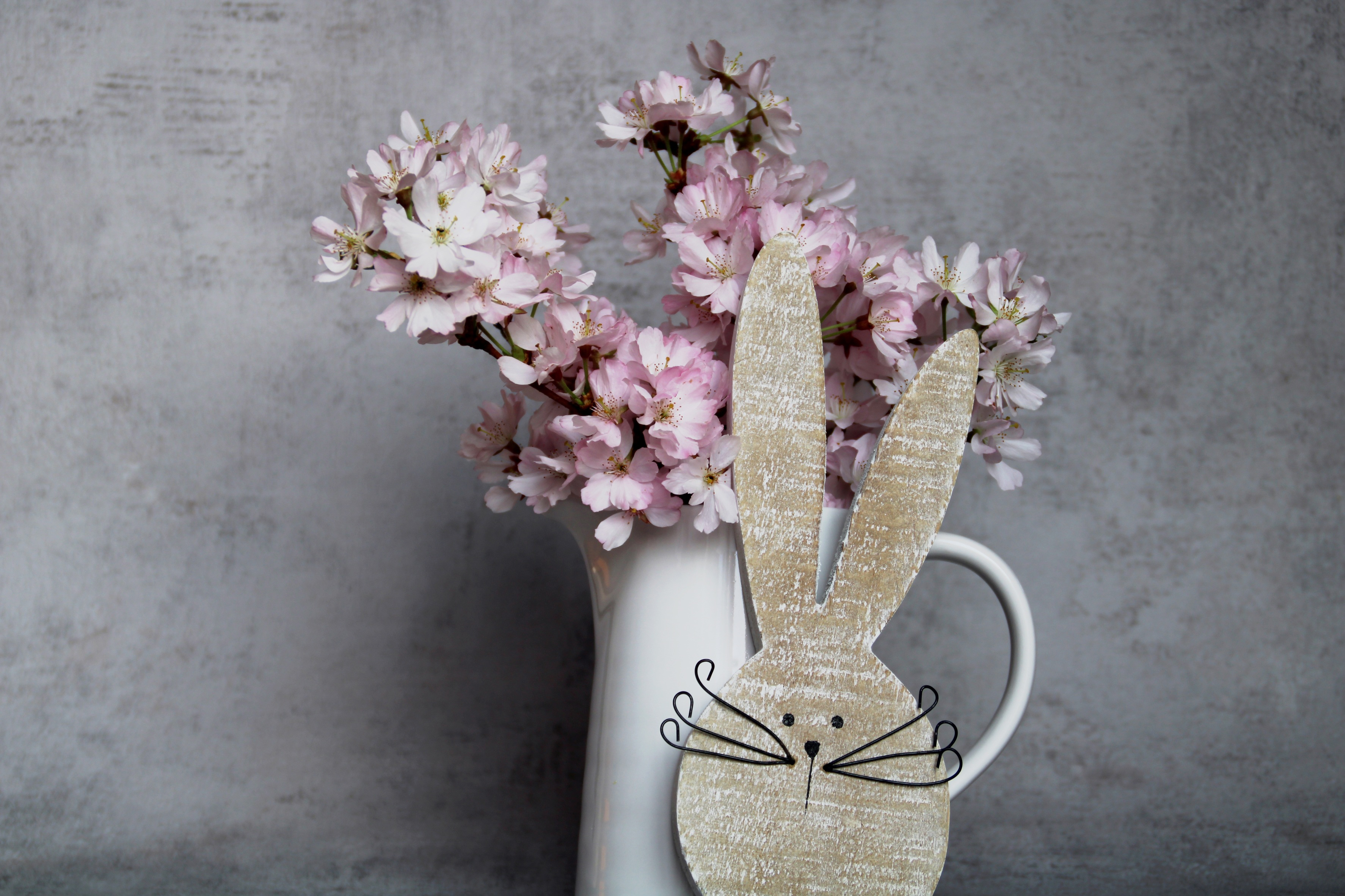 hare, easter, easter bunny, ears, pink,