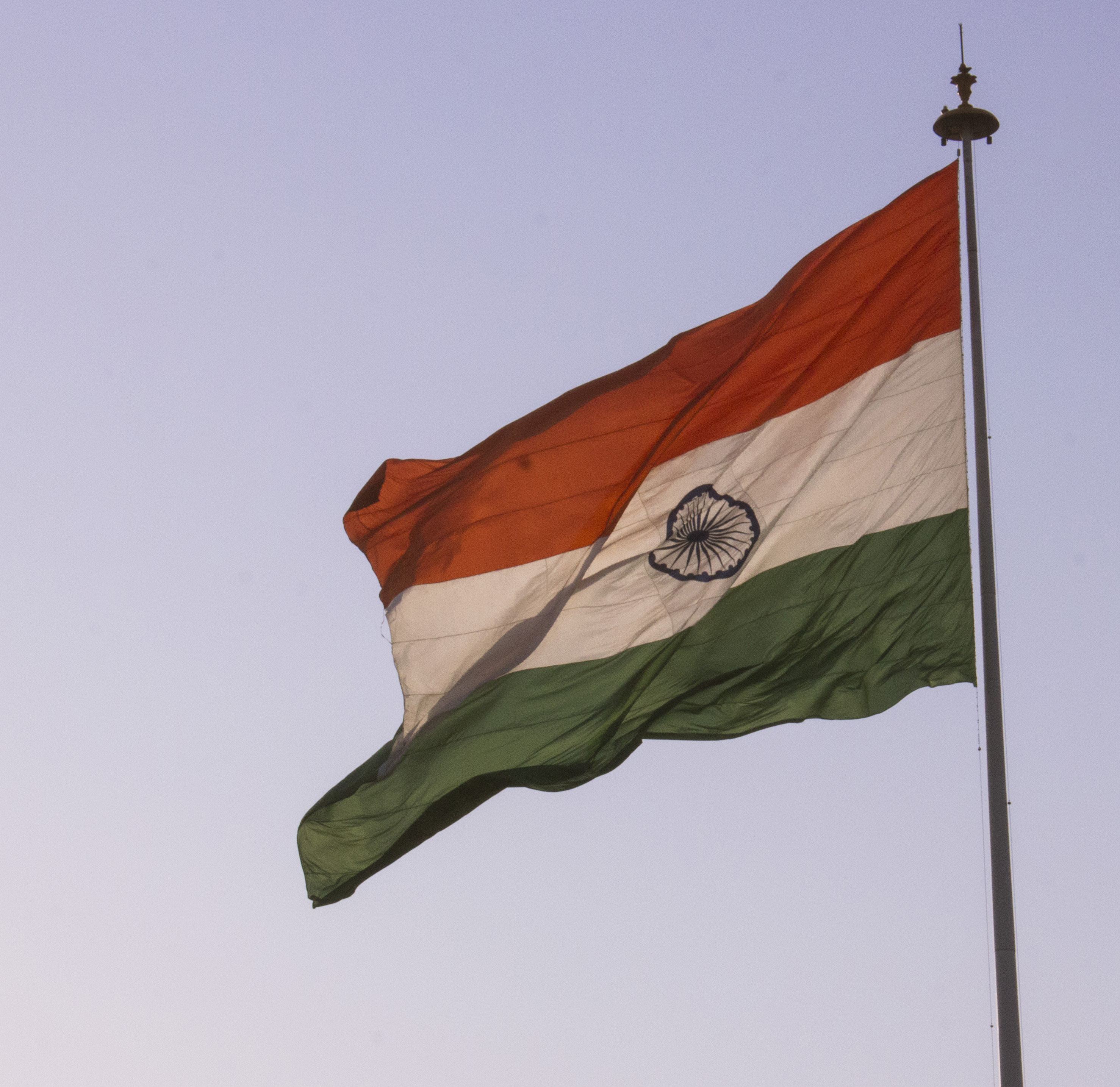 indian flag, india, tricolour, independence day, 26th january,