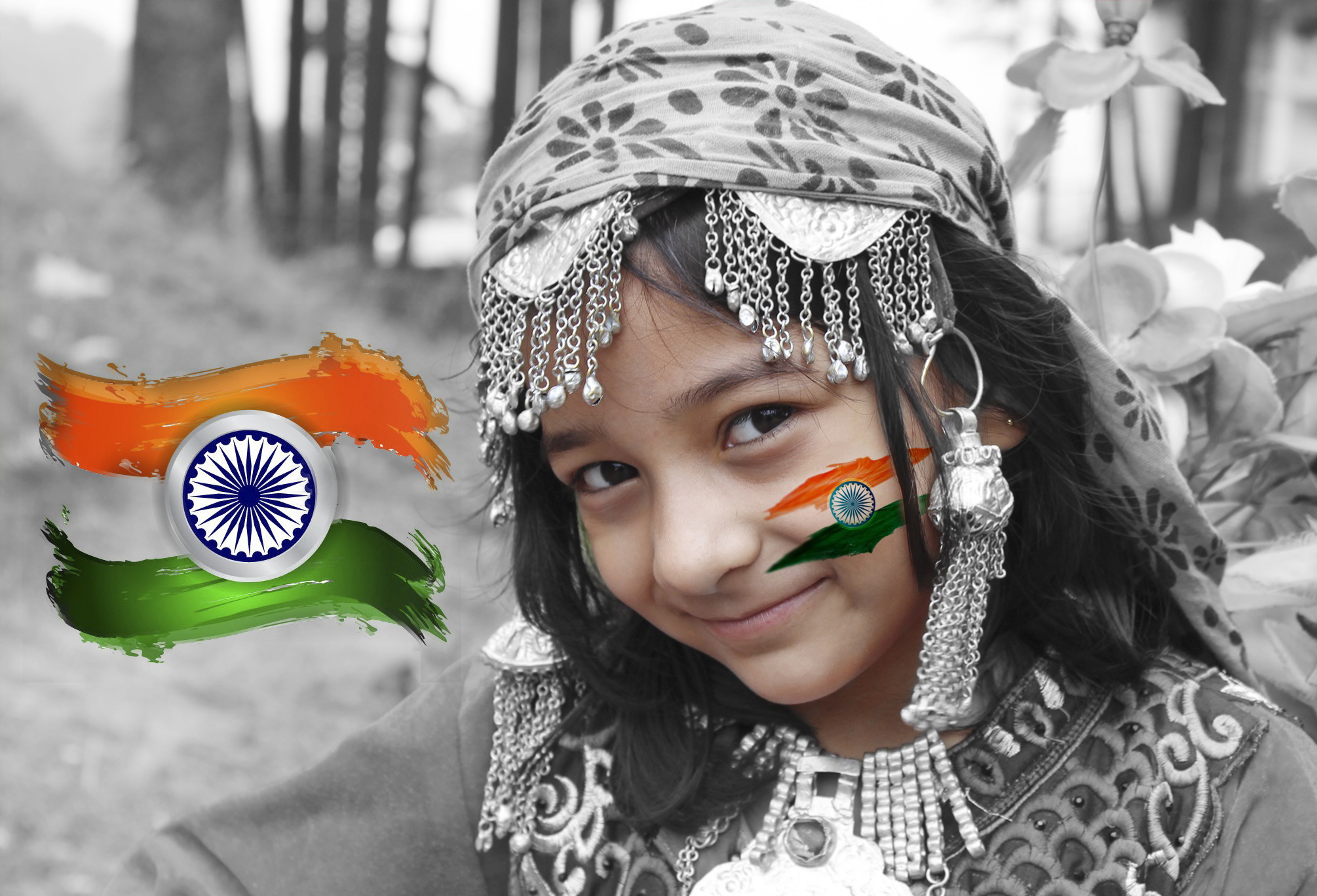 indian independence day, cute girl, january, august,