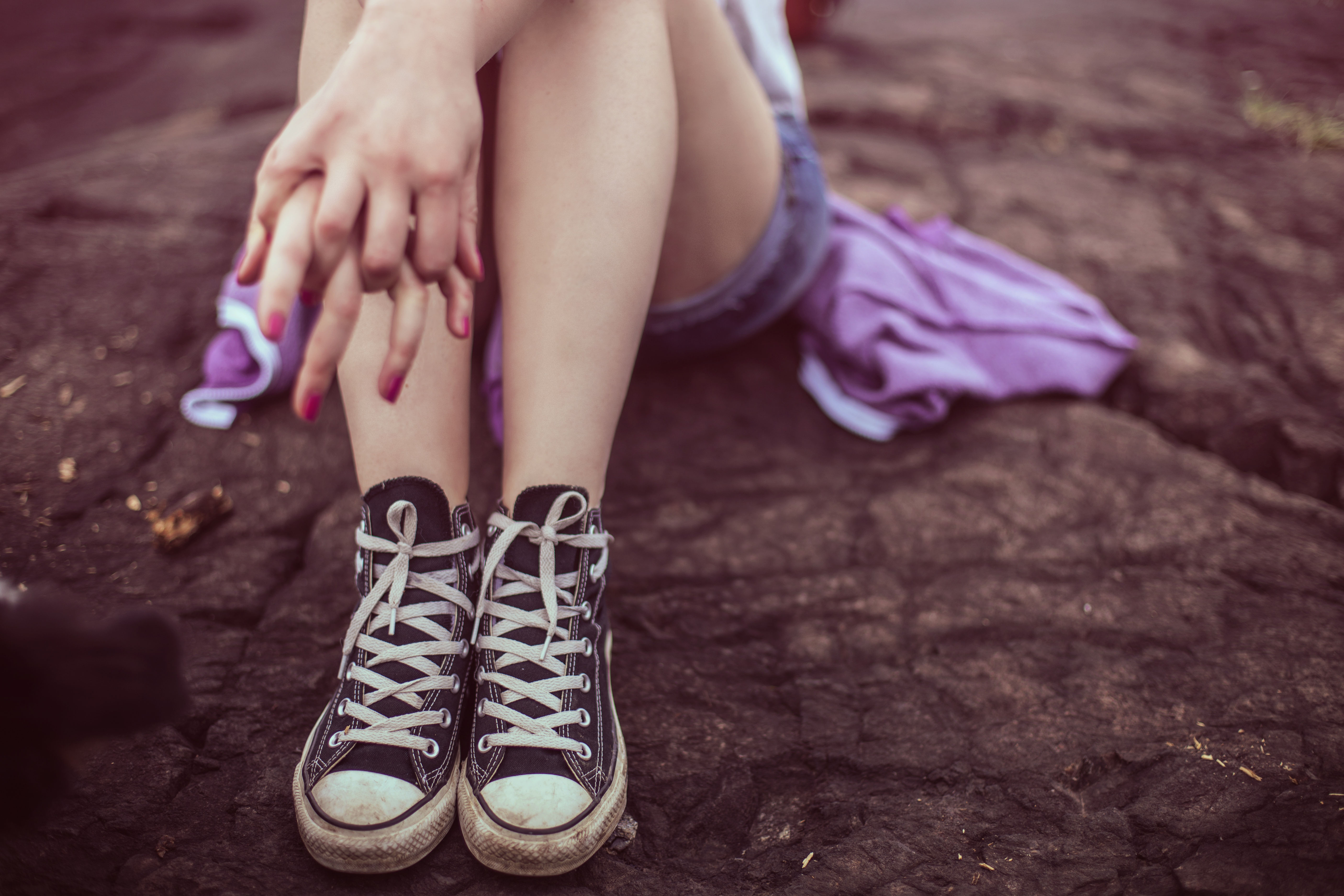 Legs, feet, young, youth, beauty