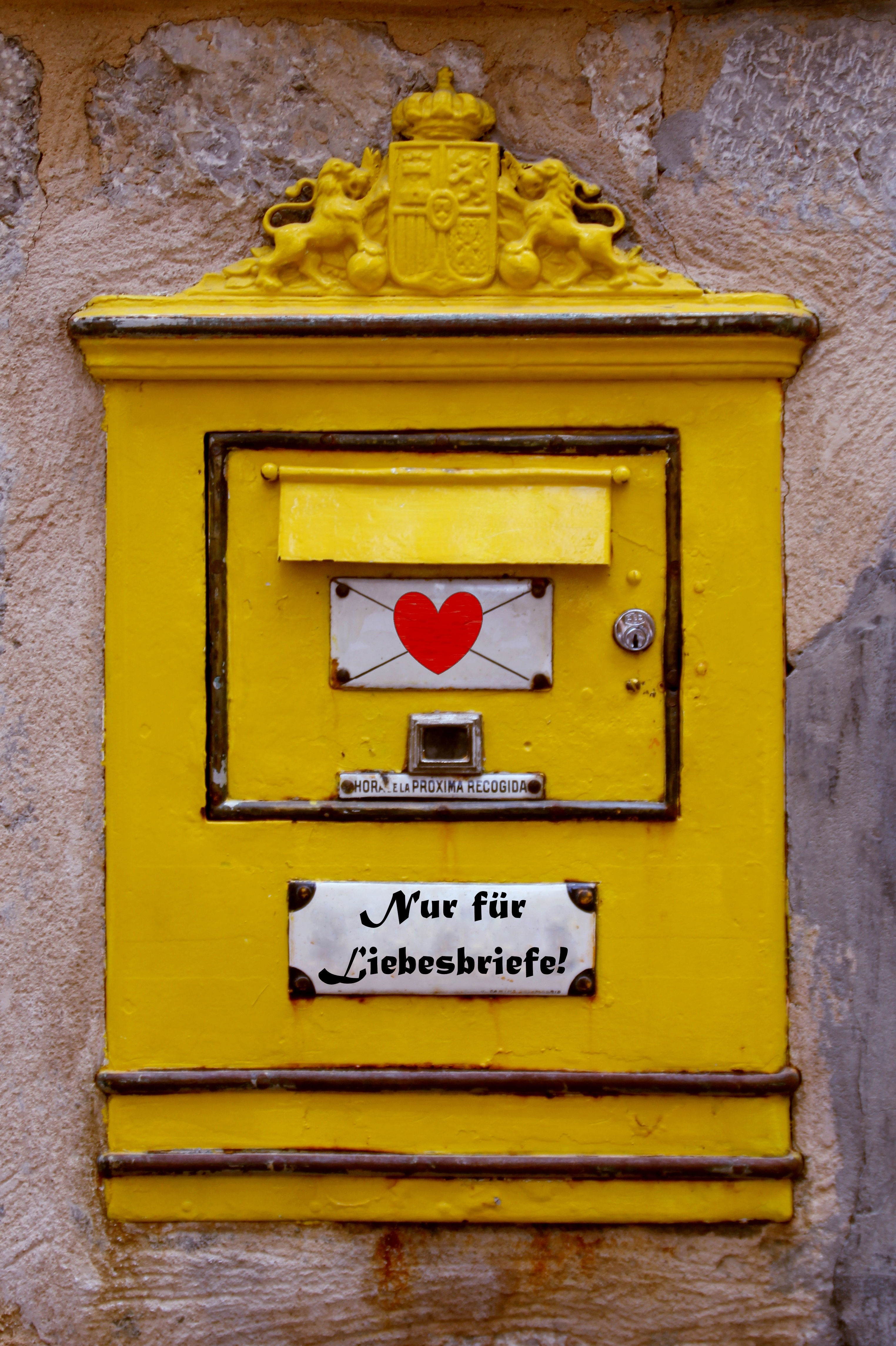 mailbox, love letters, heart, love, post, letter,
