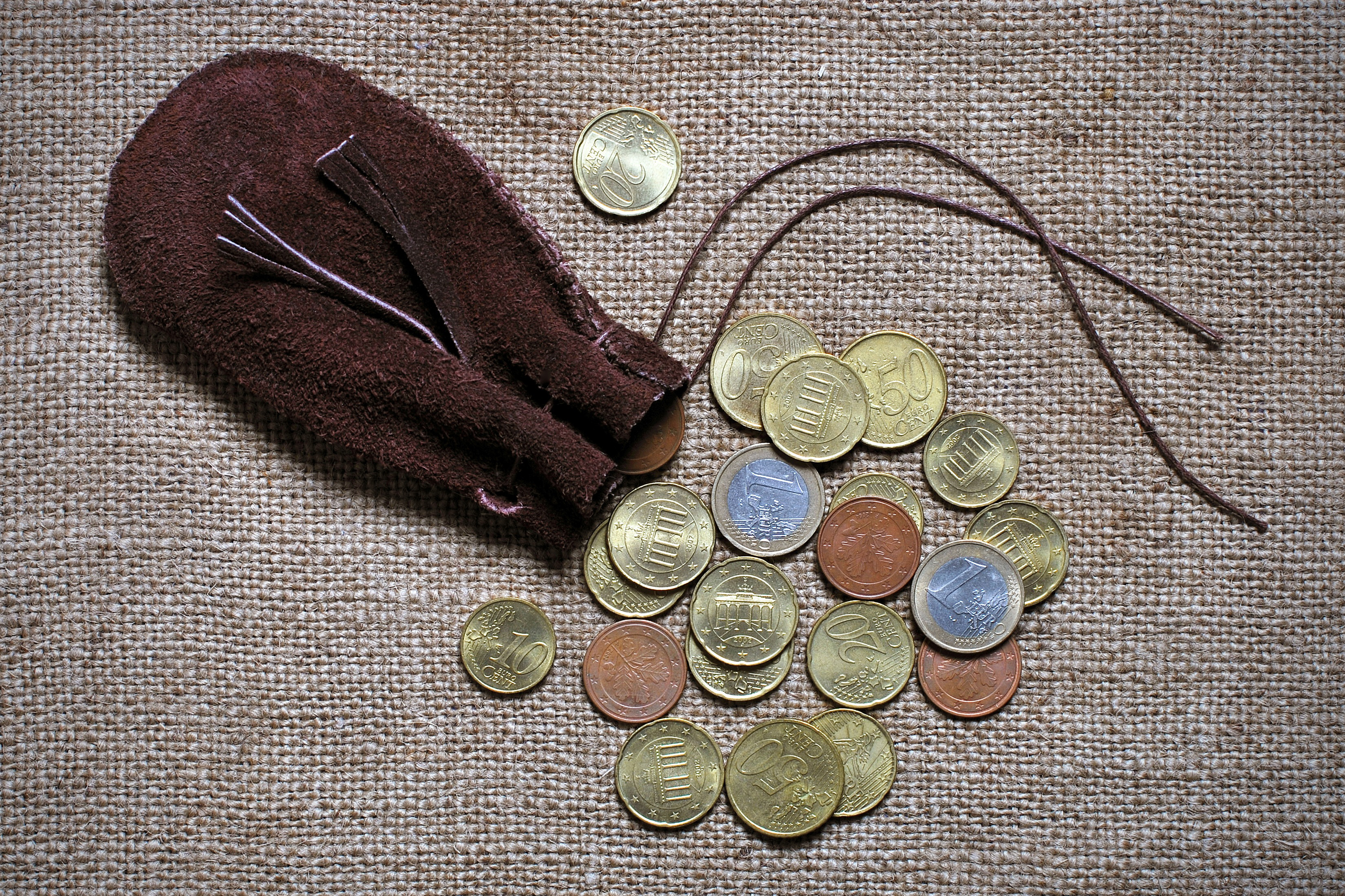 money, euro, bank, trade, texture, decor, coin,