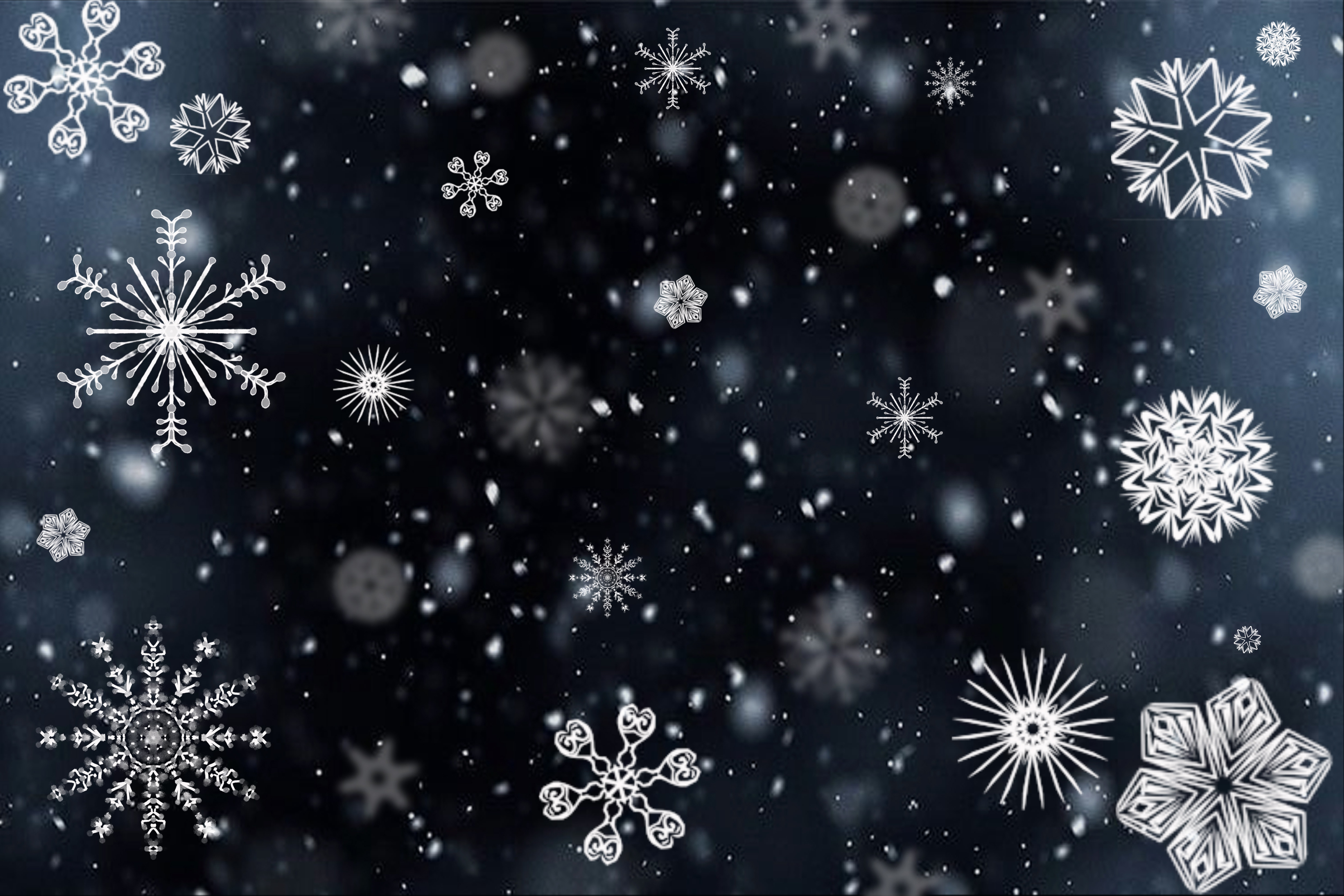Snowflake,christmas,snow,cold,background